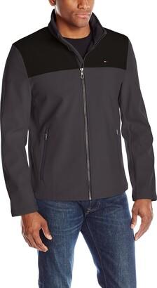 Tommy Hilfiger Men's Classic Soft Shell Jacket (Regular & Big-Tall Sizes)