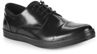 Kenneth Cole New York Round Toe Leather Derbys
