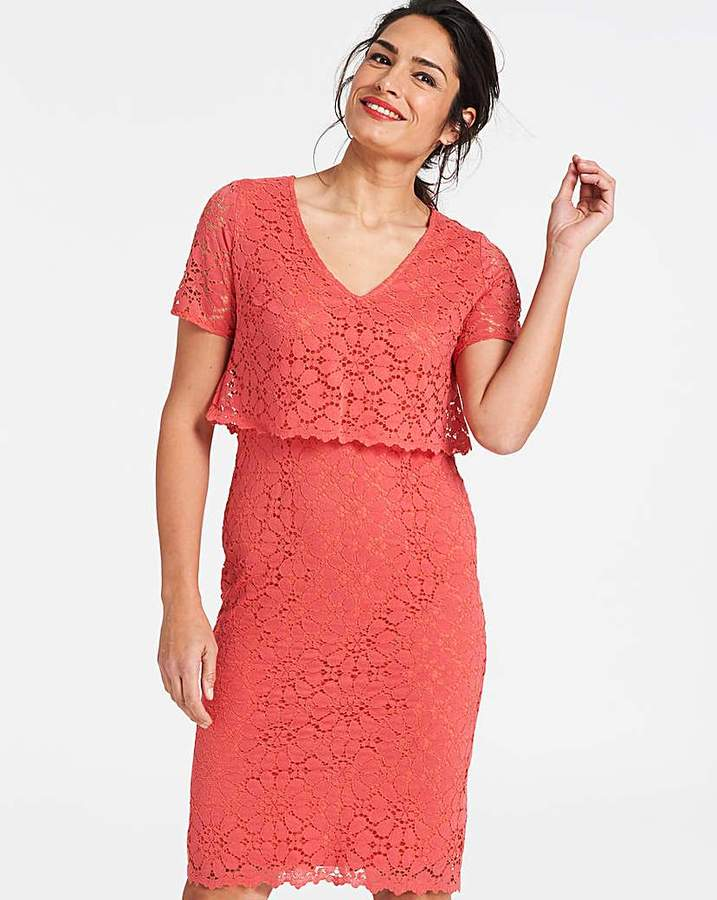 01f94c0b3a917 Coral Occasion Dresses - ShopStyle UK