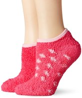 Dr. Scholl's Women's Spa Collection Foot Cozy, Lavender