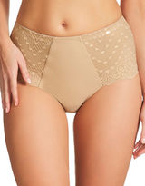 Fine Lines High Pull-On Briefs