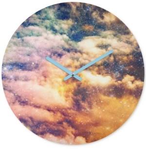 Deny Designs Shannon Clark Cosmic Round Clock