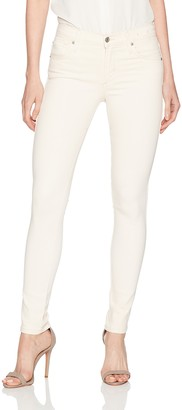 James Jeans Women's Twiggy Skinny Fleece Lined Jean in Cozy Moonlight