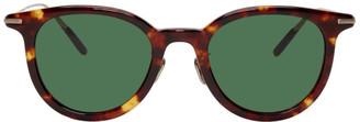 Eyevan 7285 Brown 771 Sunglasses