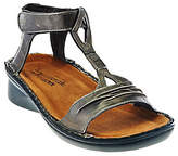 Naot Footwear Leather Gladiator Sandals - Cymbal