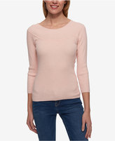 Tommy Hilfiger Three-Quarter-Sleeve Sweater, Only at Macy's