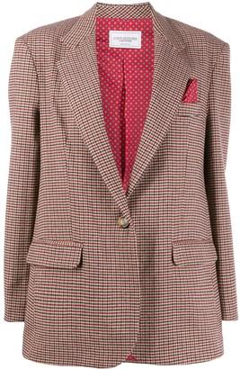 Americana Forte Dei Marmi Couture oversized blazer