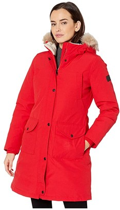 Lauren Ralph Lauren Expedition Down Puffer Parka (Black) Women's Clothing