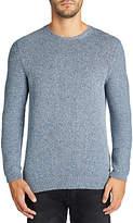 Hugo Boss Boss Arbromos Knitted Jumper, Open Blue