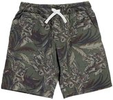 "American Hawk Little Boys' ""Palm Twill"" Shorts - , 5-6"