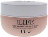 Christian Dior 1.7Oz Hydra Life Pores Away Pink Clay Mask