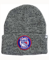 '47 New York Rangers Ice Chip Cuff Knit Hat