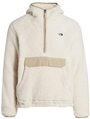 The North Face Campshire Half-Zip Pullover Sweatshirt