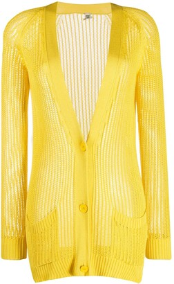 Hermes Pre-Owned Knitted Cardigan