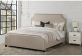 Birch Lane Parker Upholstered Standard Bed Heritage Size: Queen