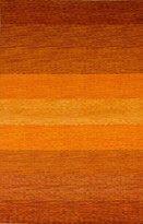 "Ecarpetgallery Hand-knotted Luribaft Gabbeh Riz Open Field 4'11"" x 7'11"" 100% Wool area rug"