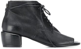 Marsèll Open-Toe Boots