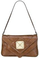 Hayden-Harnett for Target® Double-Flap Bag - Brown