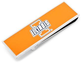 Cufflinks Inc. University of Illinois Fighting Illini Money Clip