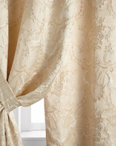 Austin Horn Collection Two 52W x 96L Charlotte Curtains