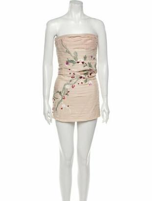Alexis 2019 Mini Dress w/ Tags Pink