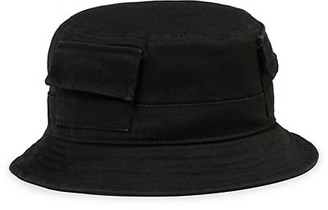 Heron Preston Cotton Twill Bucket Hat
