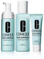 Clinique Acne Solution Clear Skin System Set