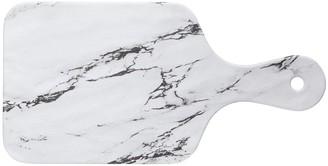 Kitchen Craft Marble-Effect Rectangular Melamine Food Serving Board