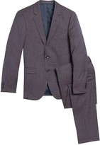 Tommy Hilfiger Tailored Collection Slim Fit Virgin Wool Suit