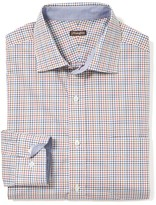 J.Mclaughlin Beekman Classic Fit Shirt in Lined Mini Check