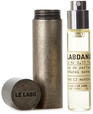 Le Labo Labdanum 18 Travel Tube Kit