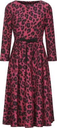 Boutique Moschino Knee-length dresses