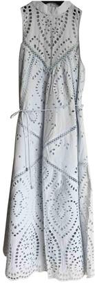 Zimmermann Blue Cotton Dresses