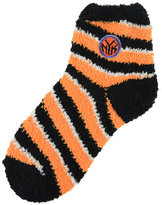 For Bare Feet New York Knicks Sleep Soft Candy Striped Socks