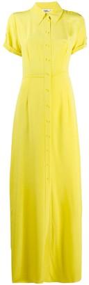 Dvf Diane Von Furstenberg Long Shirt Dress