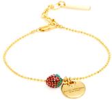 Marc Jacobs Strawberry Station Bracelet