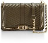 Rebecca Minkoff Love Crossbody Bag With Chain