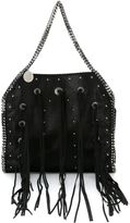 Stella McCartney 'Falabella' fringed tote - women - Polyester - One Size