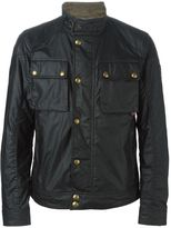 Belstaff Racemaster jacket - men - Cotton/Viscose - 46
