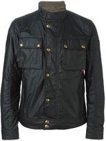 Belstaff Racemaster jacket - men - Cotton/Viscose - 52