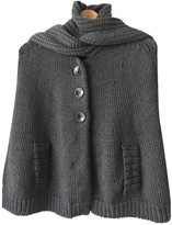Banana Republic Grey Wool Coat for Women