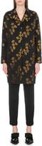 Etro Boxy floral-jacquard coat