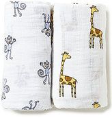 Aden Anais Aden + Anais 2-Pack Muslin Classic Swaddle Blankets