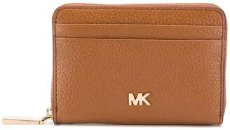 MICHAEL Michael Kors Zip-Around Logo Wallet
