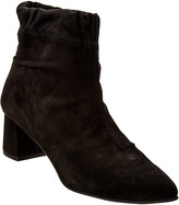 French Sole Clara Suede Bootie