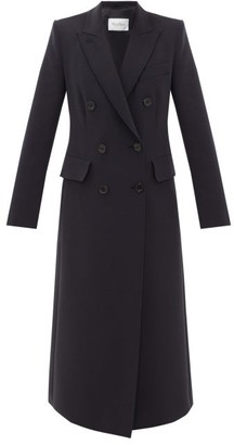 Max Mara Bondeno Coat - Womens - Navy