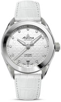 Alpina Comtesse Sport Watch with Diamonds, 34mm