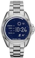 MICHAEL Michael Kors Women's Bradshaw Access Bracelet Smart Watch, 45Mm
