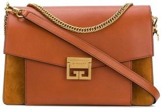 Givenchy Foldover Chain Shoulder Bag