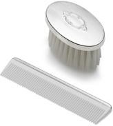 Mikasa Empire SilverTM Boys Oval Shield Sterling Brush Comb Set